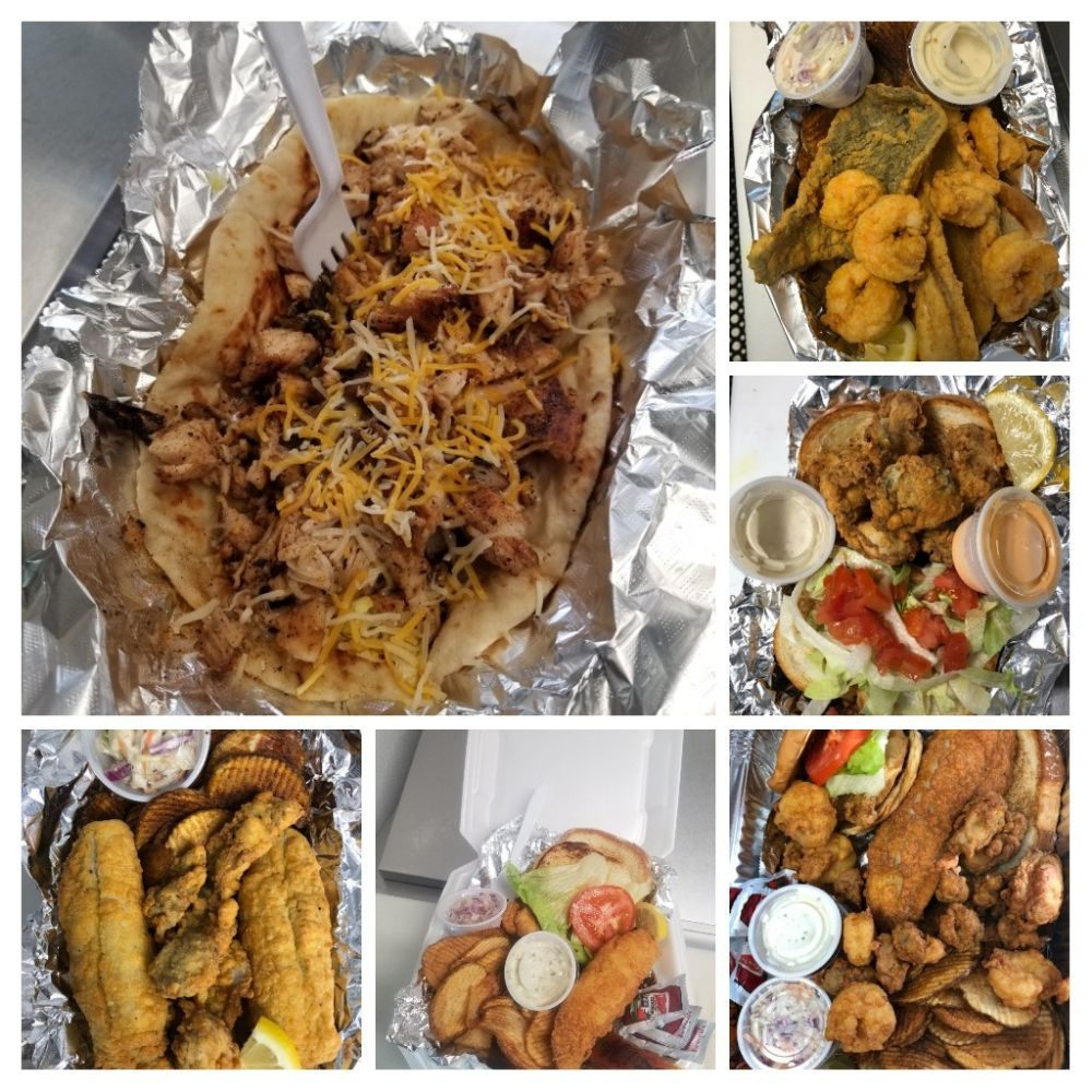 Scaleboyz Fish & Chips & More: Knightdale, NC