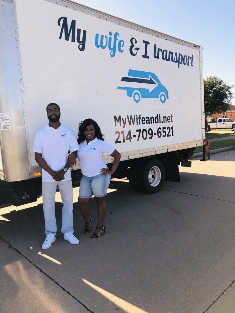 My wife & I Transport: Lavon, TX