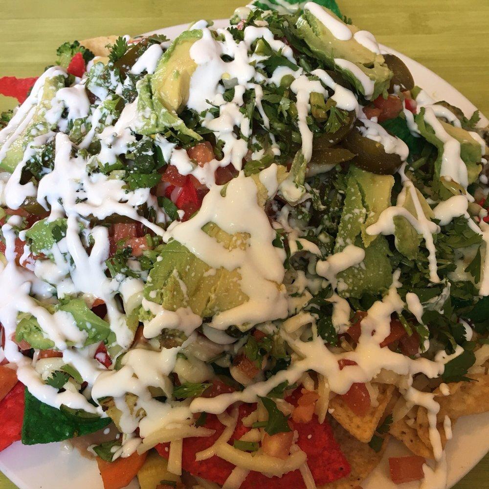 Food from Taqueria Guadalajara