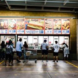 Photo Of Costco Food Court Lakewood Ca United States Menu