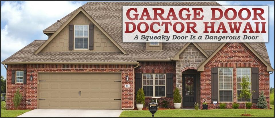 Garage Door Doctor Hawaii