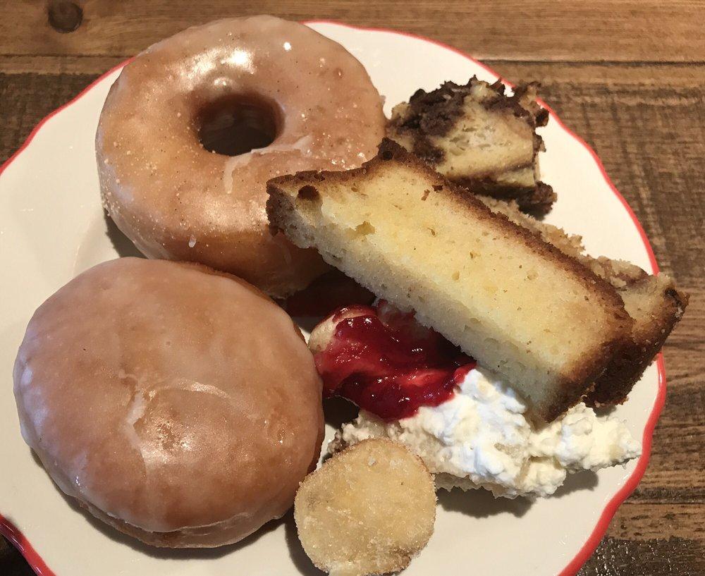 Lemon Curd And Maple Donuts Chocolate Babka Plan And Cinnamon