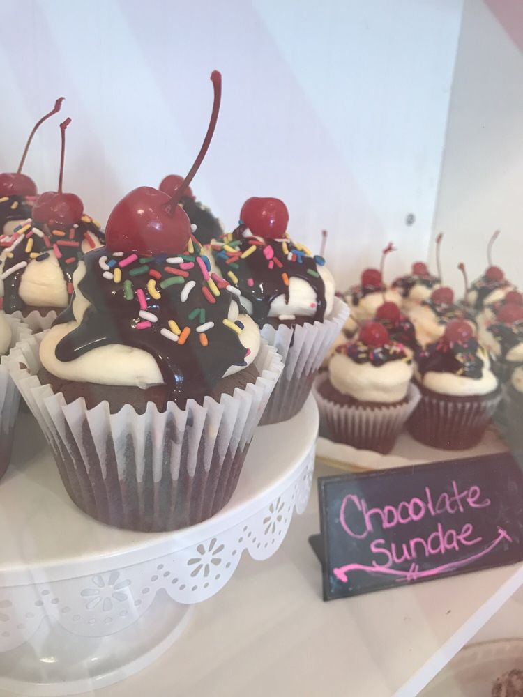 Confetti Cupcakes: 70 S Main St, Brigham City, UT