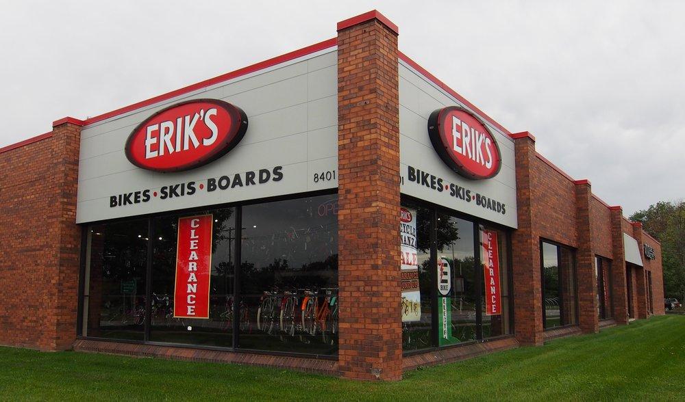 ERIK'S Bike Board Ski: 8401 W Layton Ave, Greenfield, WI