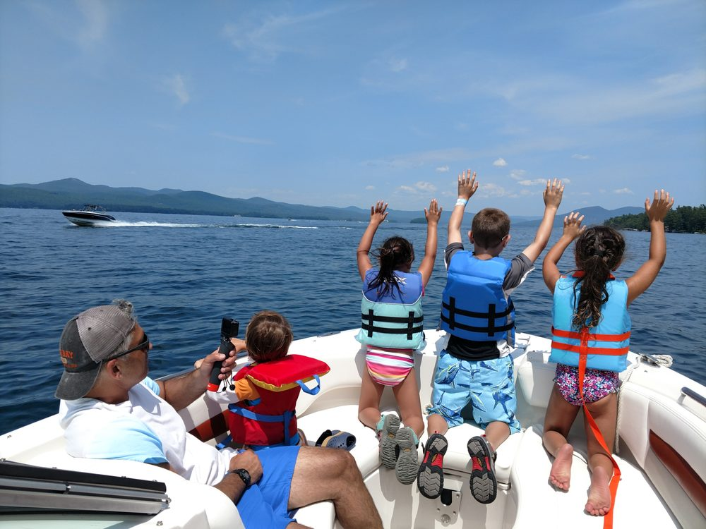 Lake George Island Boat Tours: 38 ROCKHURST ROAD, Queensbury, NY