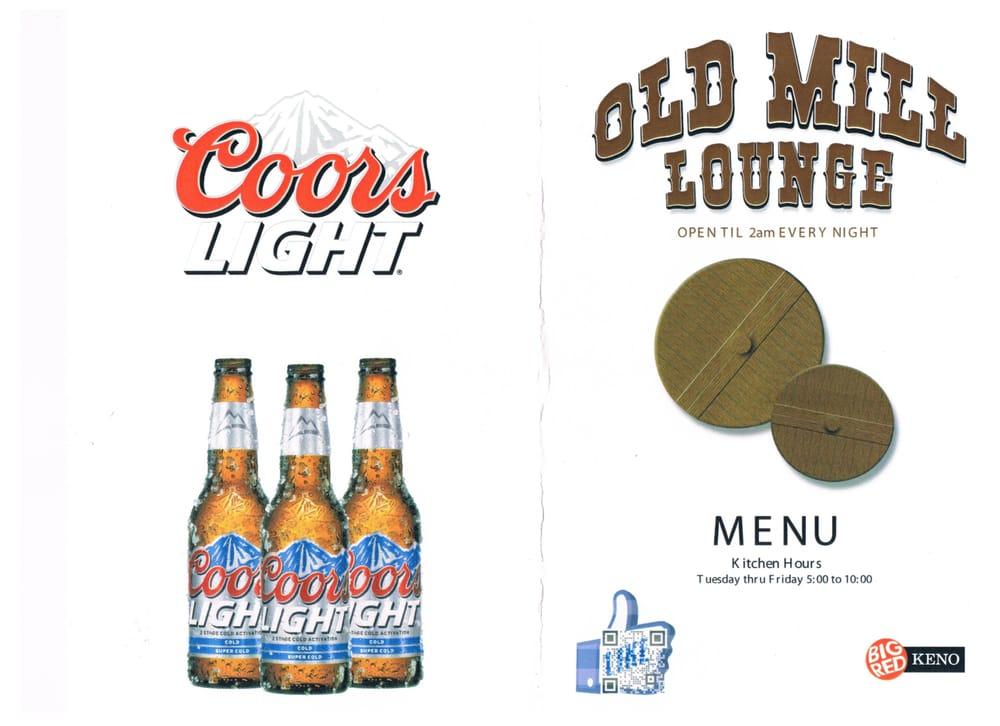 Old Mill Lounge: 10944 W Dodge Rd, Omaha, NE