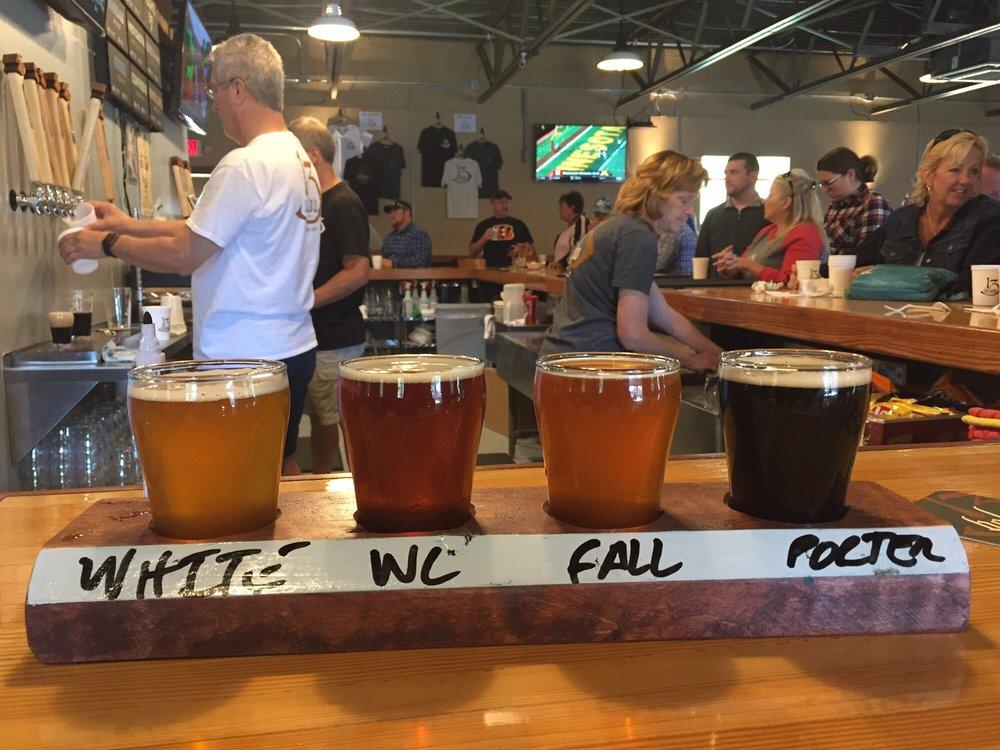 13 Below Brewery: 7391 Forbes Rd, Cincinnati, OH