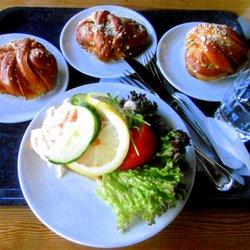 gyllene uttern lunch