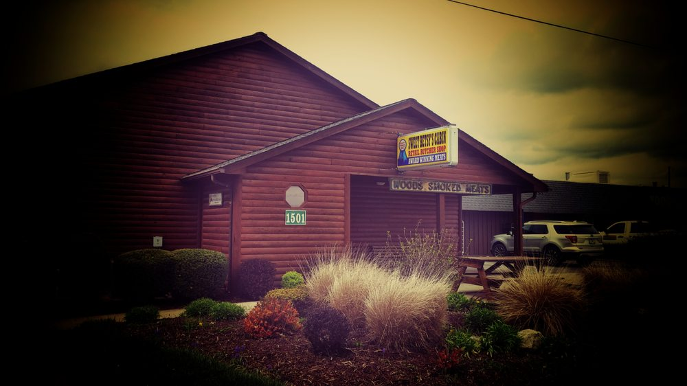 Woods Smoked Meat: 1501 US 54 Business, Bowling Green, MO