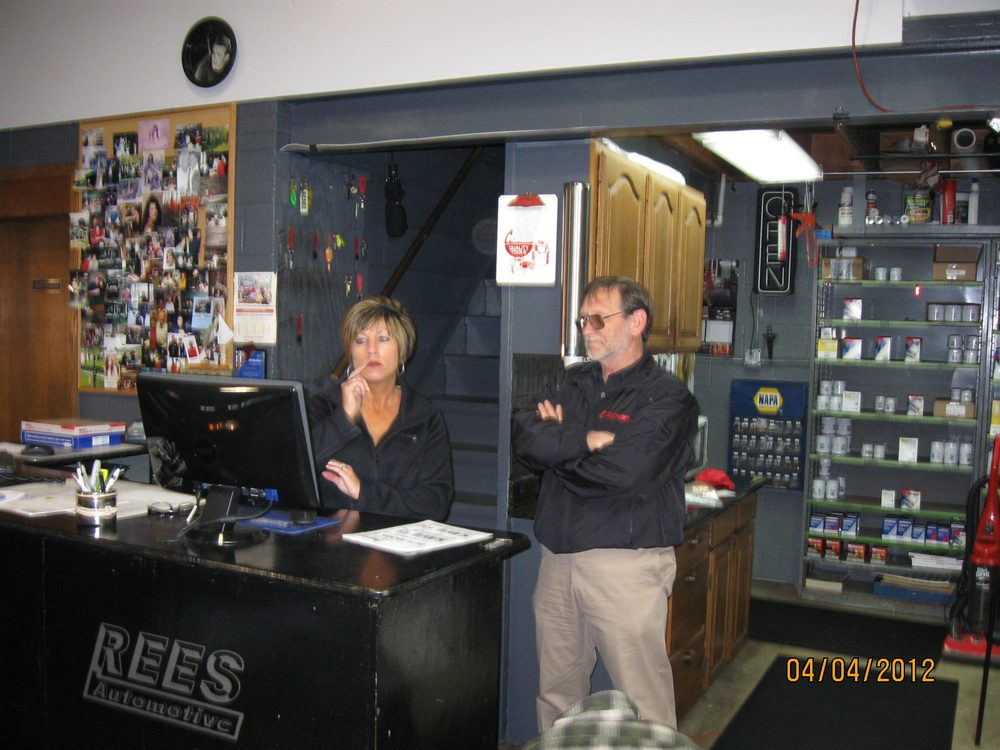 Rees Automotive: 550 W Lincoln Hwy, Chicago Heights, IL
