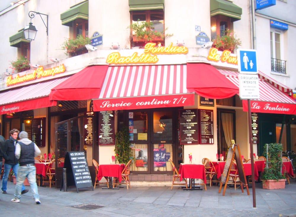 la fontaine fondue 2 rue du pot de fer 5 232 me restaurant reviews phone