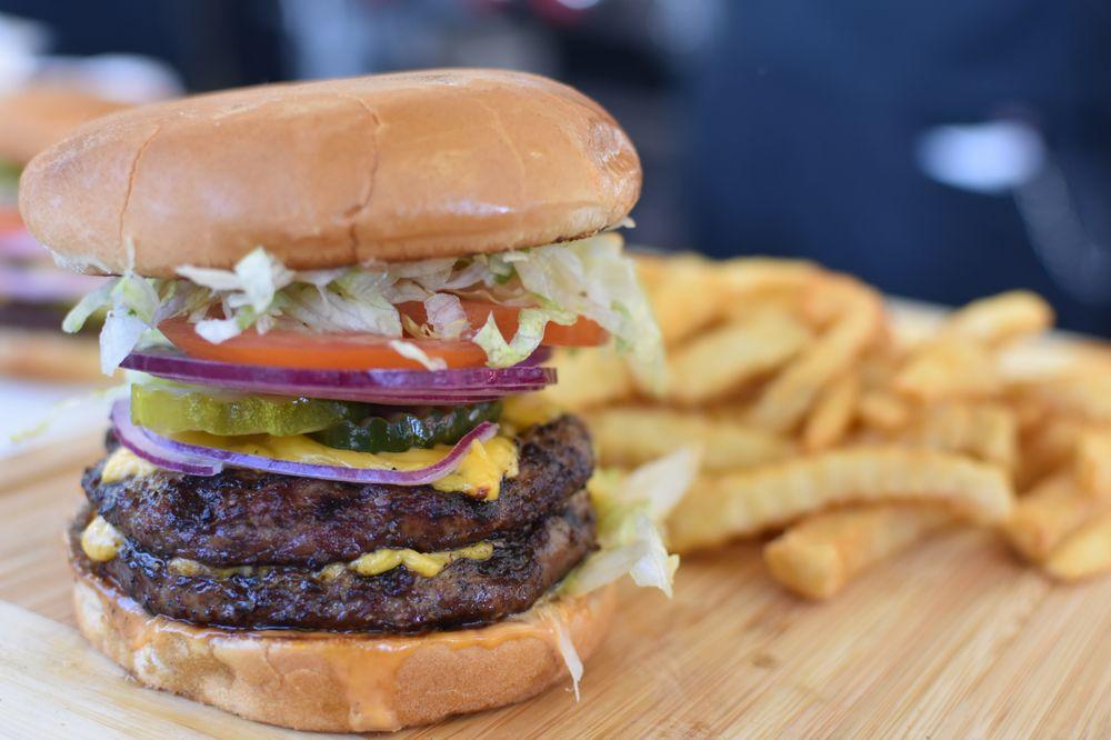Roger's Burgers: 591 N D St, San Bernardino, CA