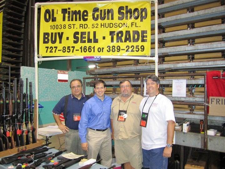 Ol Time Gun Shop: 10038 State Rd 52, Hudson, FL