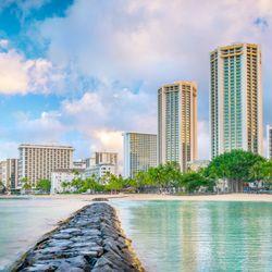 Photo Of Hyatt Regency Waikiki Beach Resort Spa Honolulu Hi United States