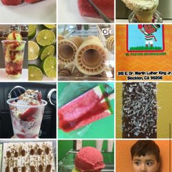 Paleteria El Pastor Michoacano Ice Cream Frozen Yogurt 315 Dr