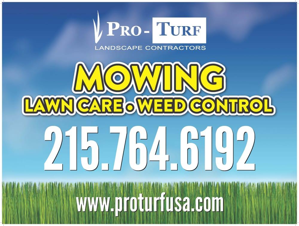 Pro-Turf Inc - Landscaping - 3030 St Rd, Warrington, PA - Phone ...