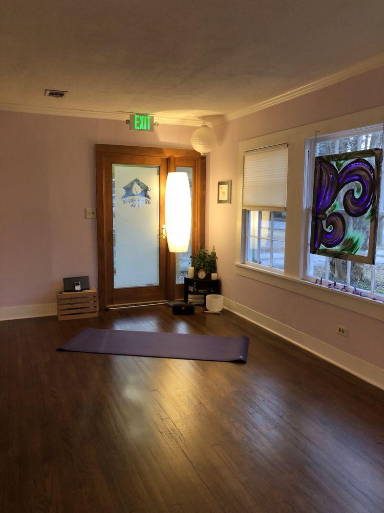 Greenhouse Yoga: 208 S 25th Ave, Hattiesburg, MS