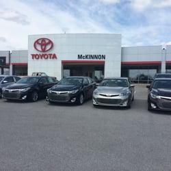 Photo Of Mckinnon Toyota Clanton Al United States