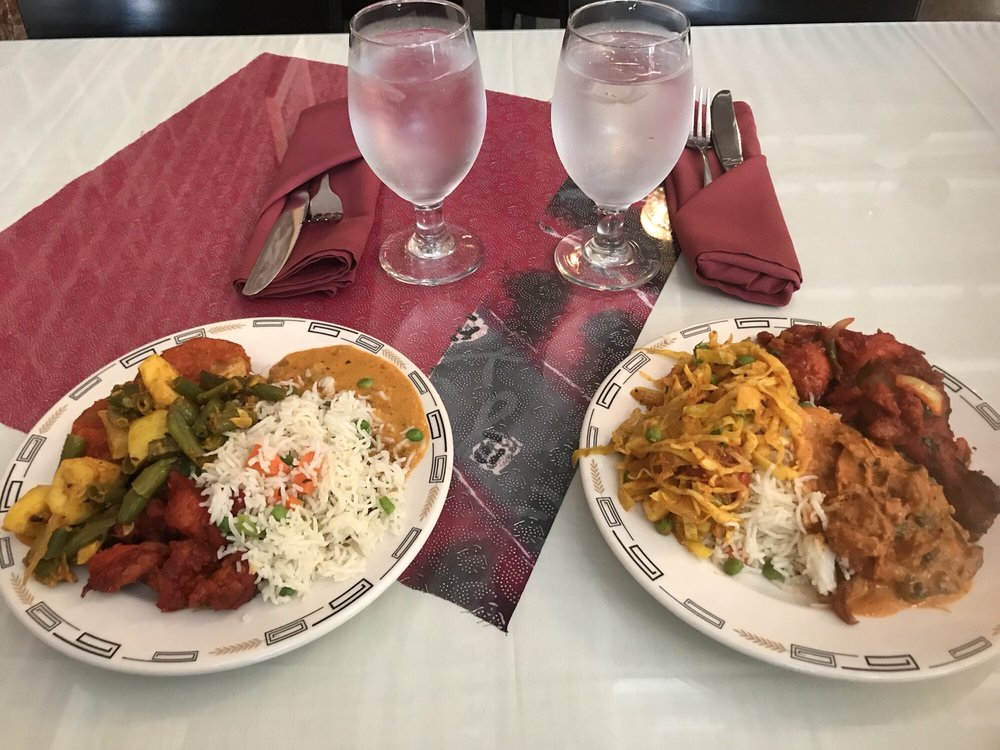 Food from Taste of India