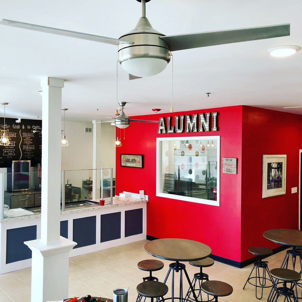 Alumni Cookie Dough: 480 N Thomas St, Athens, GA