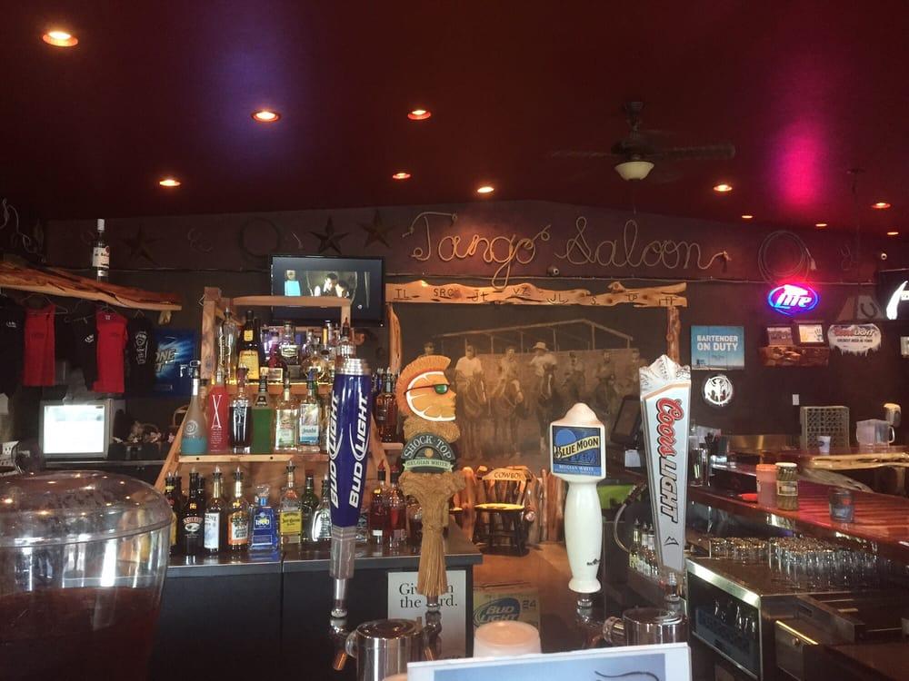 Tango Saloon: 404 US Hwy 95, Homedale, ID