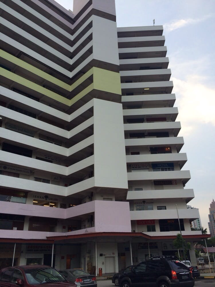 Tan Boon Liat Building