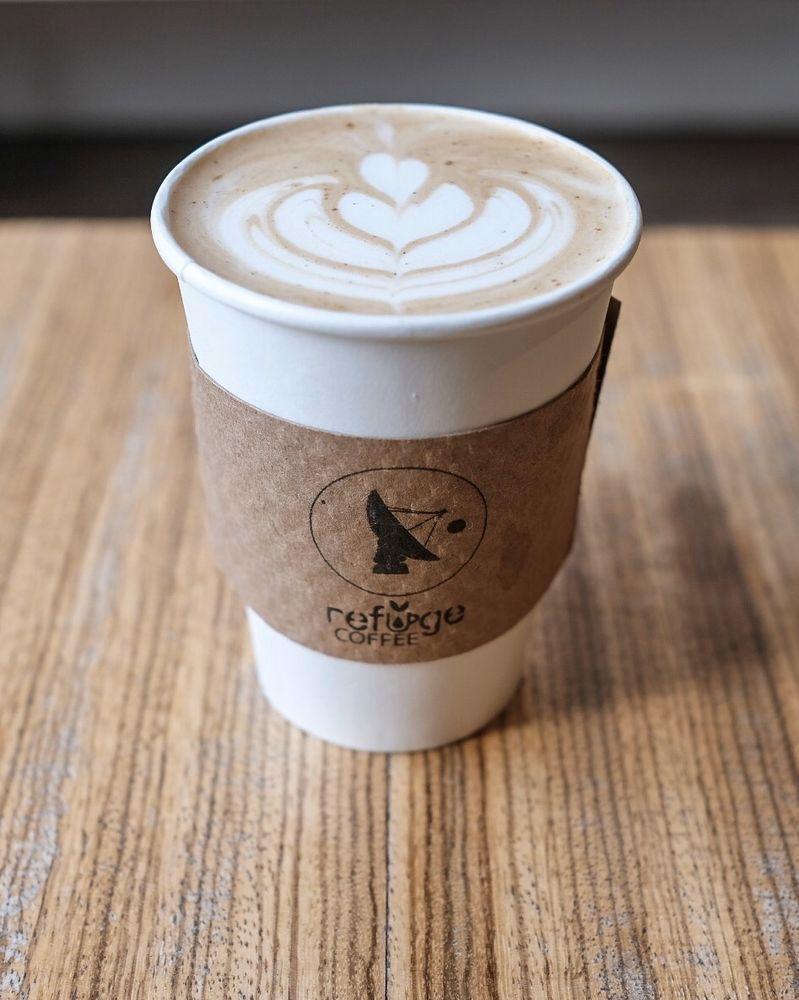 Refuge Coffee: 4 S Bancroft St, Fairhope, AL