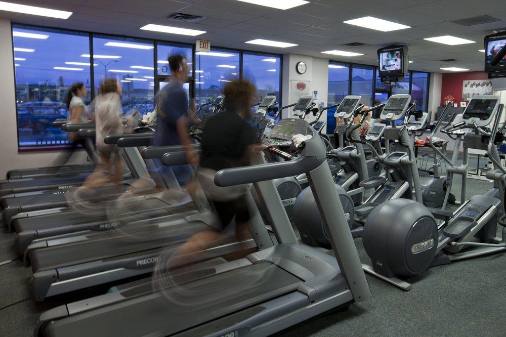 Lowell Branch YMCA: 1335 W Main St, Lowell, MI