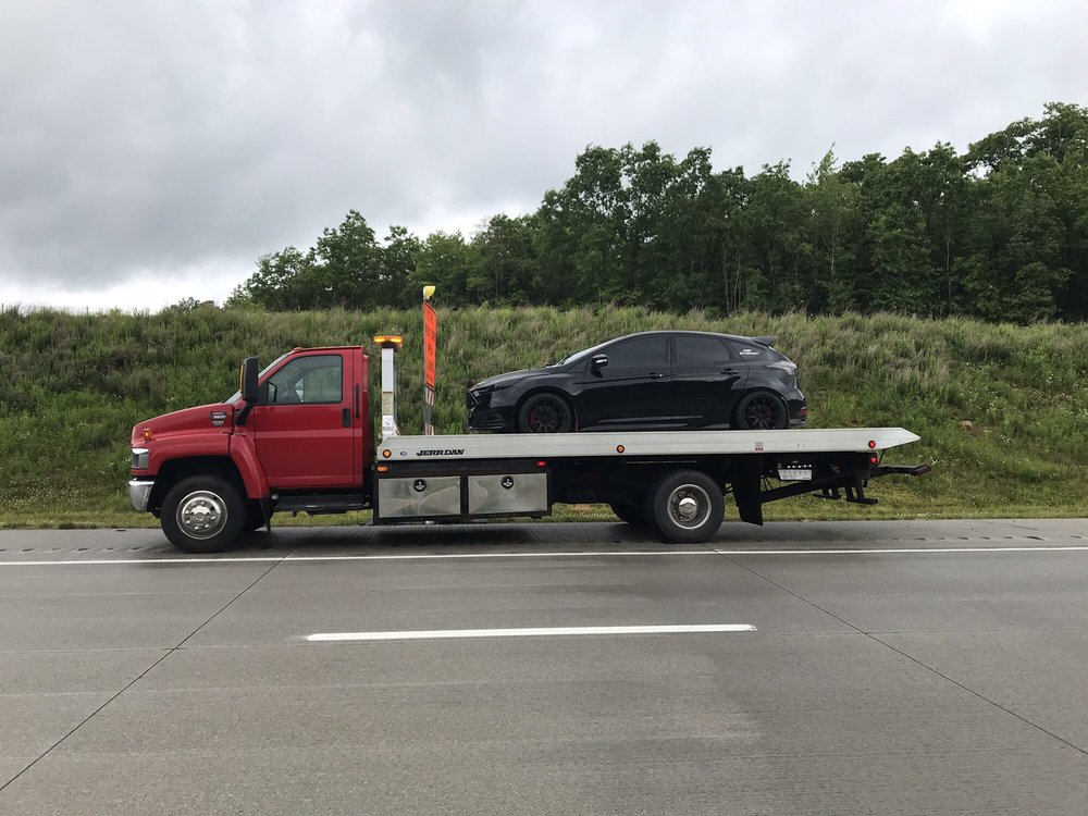 Richs Towing: 211 Quecreek Rd, Somerset, PA