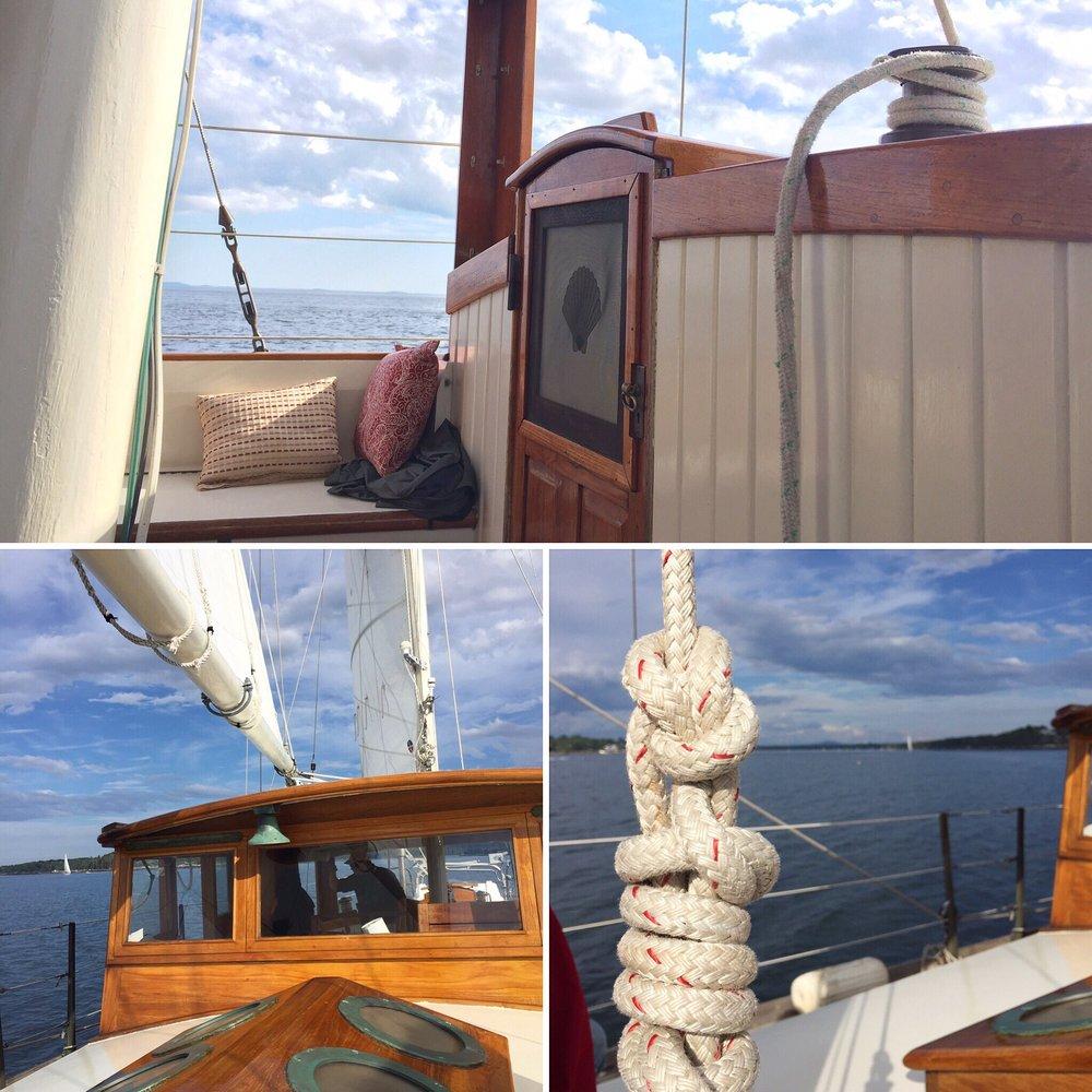 Guildive Cruises: 15 Sea St, Castine, ME