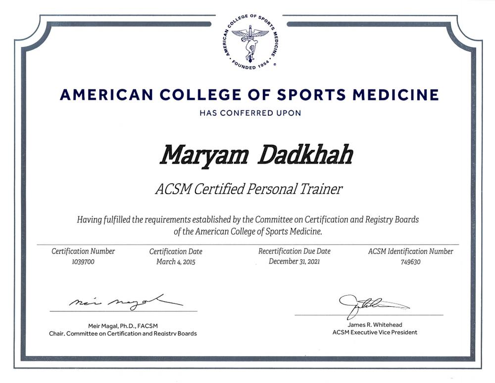 Certified Personal Trainer Alexandria Va Yelp