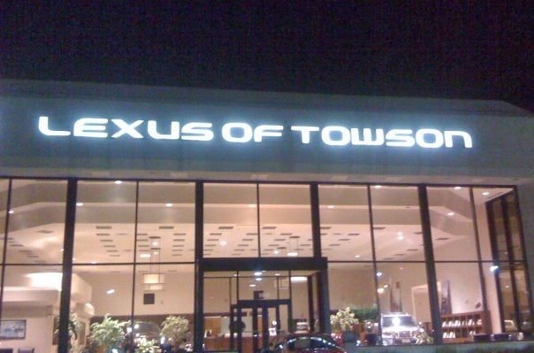lexus of towson - 31 photos & 66 reviews - car dealers - 1040 york