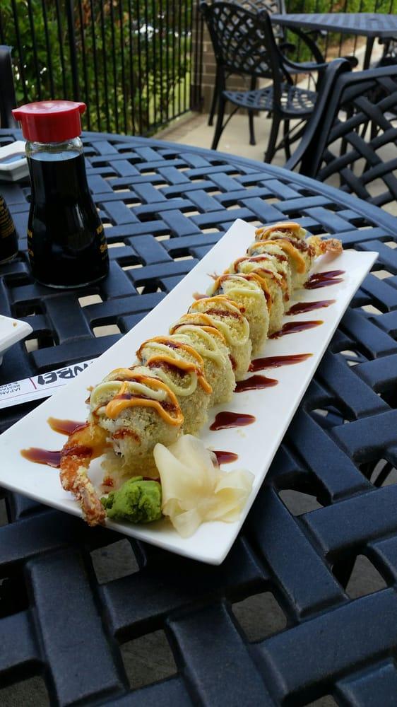 GANBEI Japanese Restaurant & Bar: 5580 F Sunset Blvd, Lexington, SC