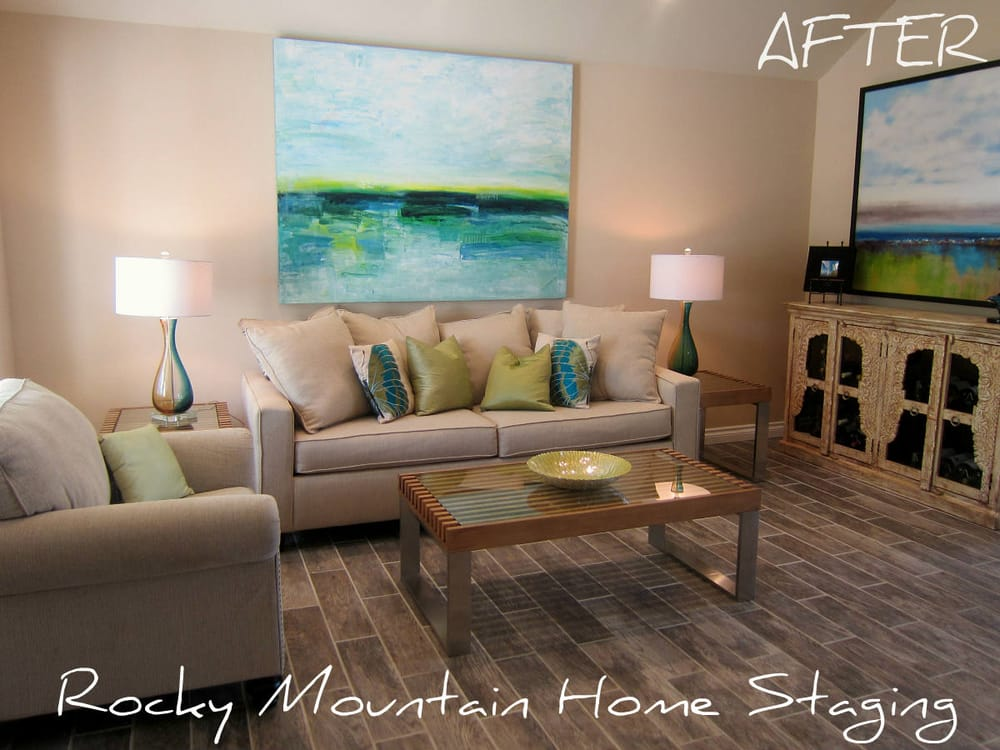 Rocky Mountain Home Staging: Boulder, CO