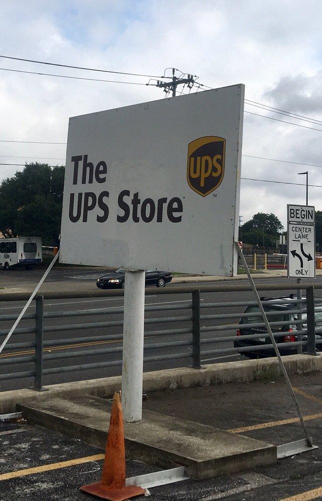 The UPS Store: 10004 Wurzbach Rd, San Antonio, TX