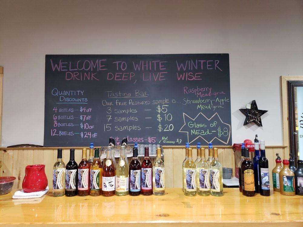 White Winter Winery: 68323 Lea St, Iron River, WI