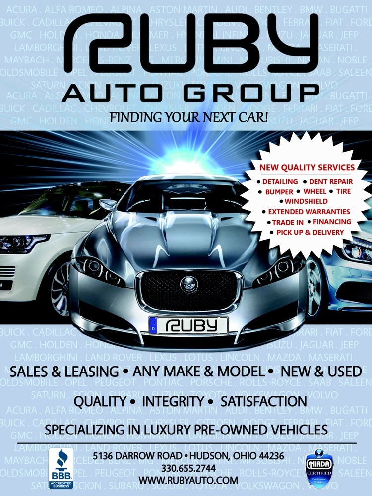 Ruby Automotive Group