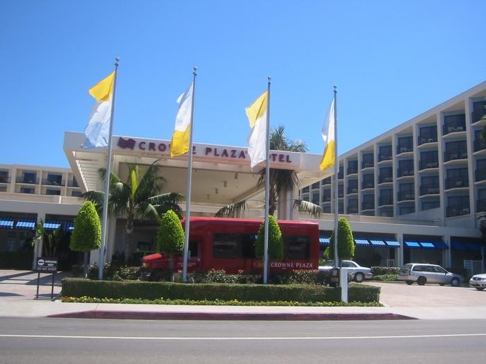 Crowne Plaza Redondo Beach Ca