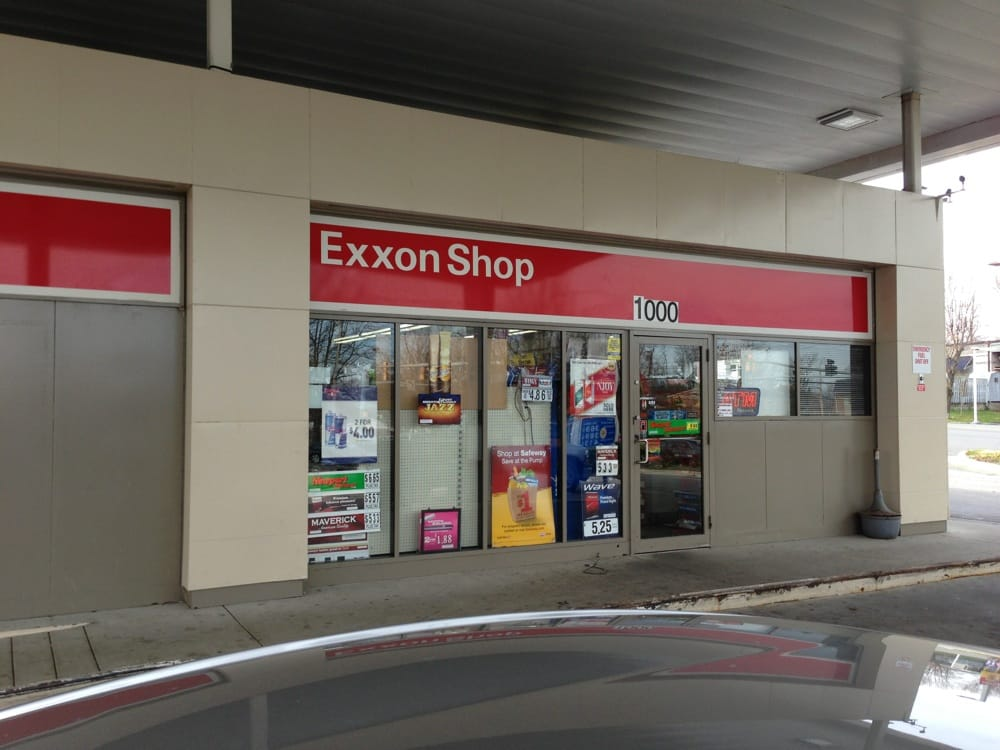 Quietwaters Exxon - Gas & Service Stations - 1000 Forest ...