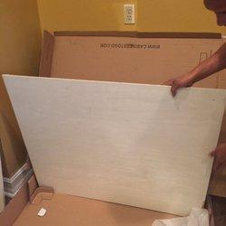 Wonderful Photo Of Cabinets To Go   Tampa, FL, United States. Damaged Back Panel