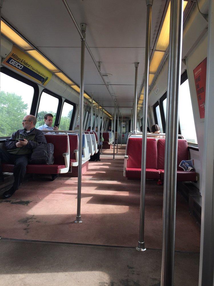 College Park - University of Maryland Metro Station: 4931 Calvert Rd, College Park, MD