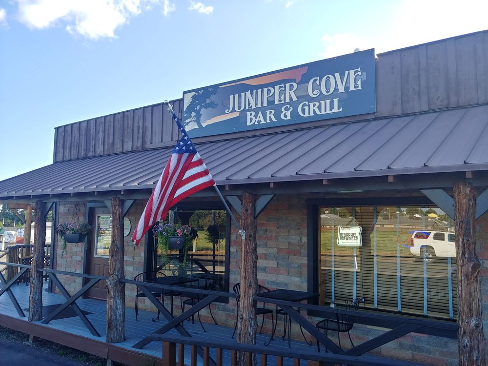 Juniper Cove Bar and Grill: 319 1st Ave, Culver, OR