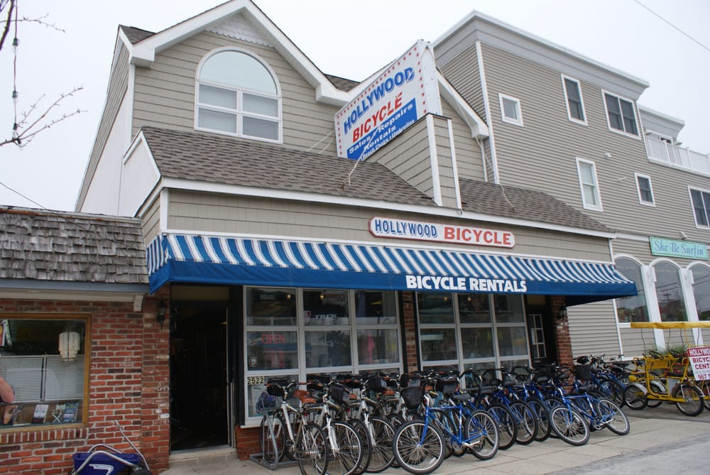 Hollywood Bicycle Center: 2522 Dune Dr, Avalon, NJ