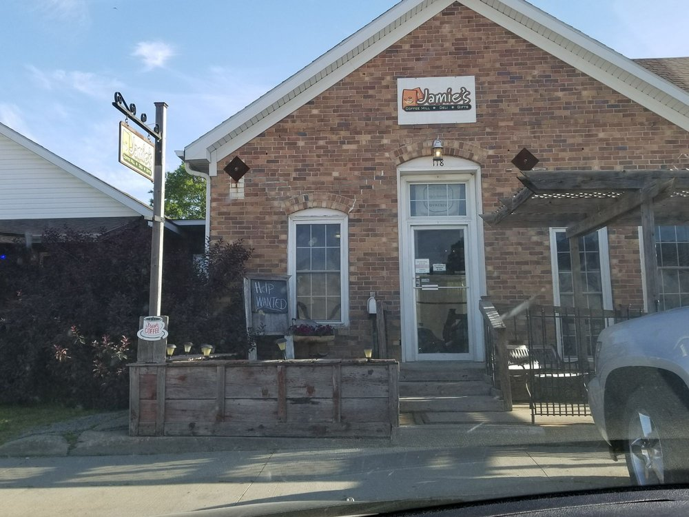 Jamie's Coffee Mill & Deli: 118 W Adams St, Mount Ayr, IA