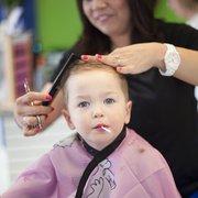 Jack Photo of Jack & Jill Children's Salon - Boulder, CO, United States. Haircut ...