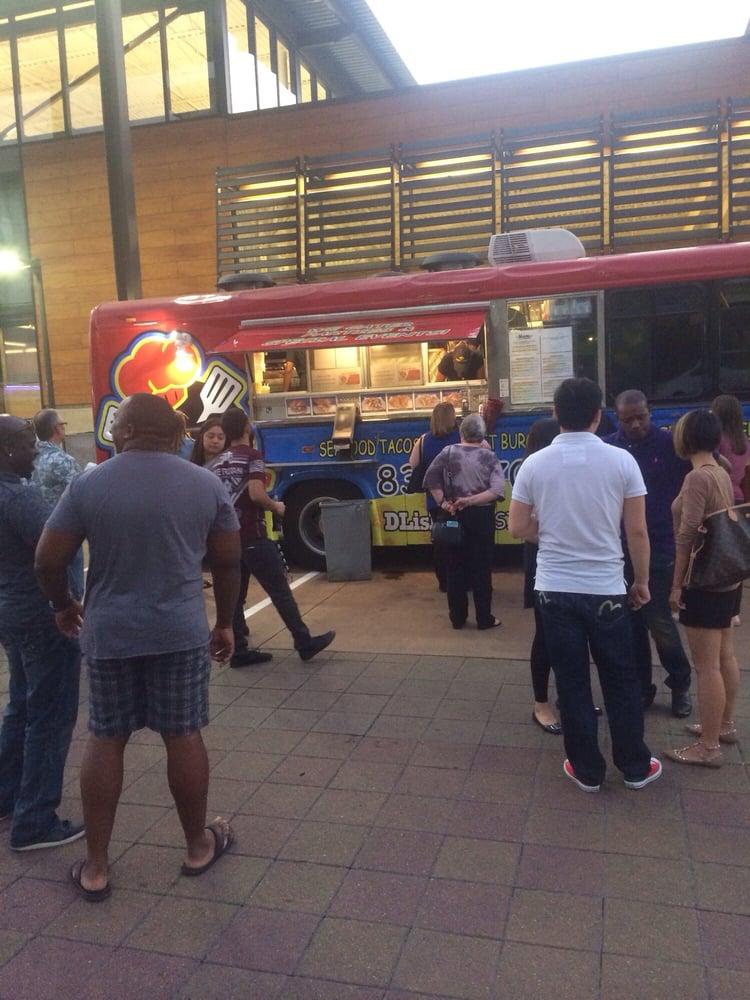 HEB Food Truck Lot: 1701 W Alabama St, Houston, TX