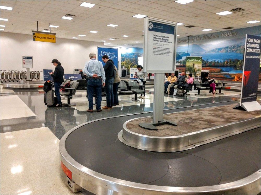 New York Stewart International Airport - SWF: 1180 1st St, New Windsor, NY