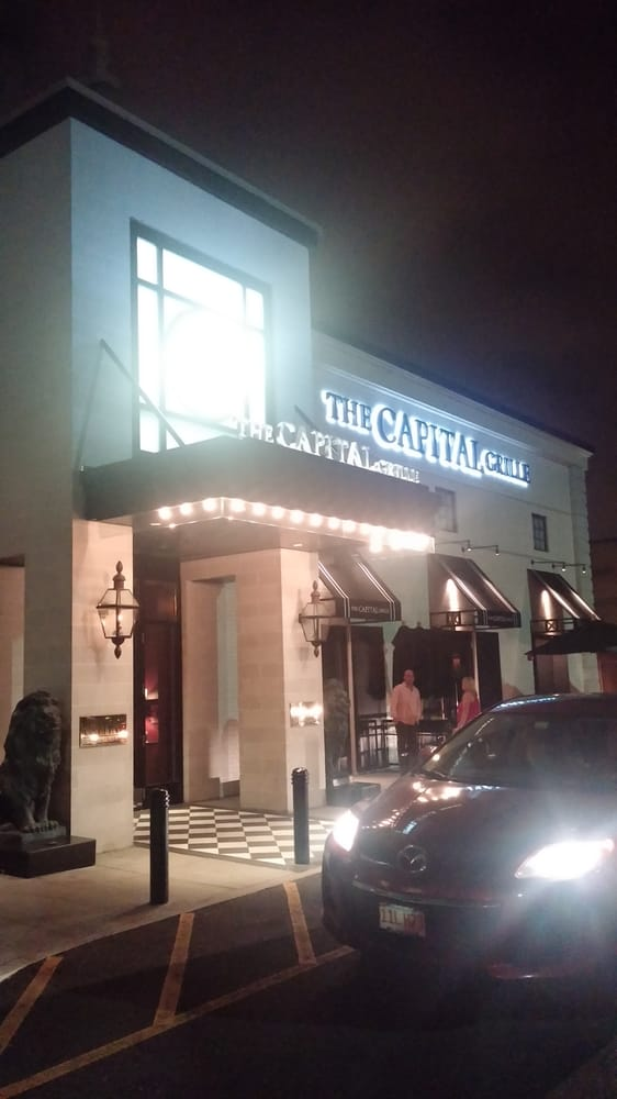 Outside Of Capital Grille Yelp
