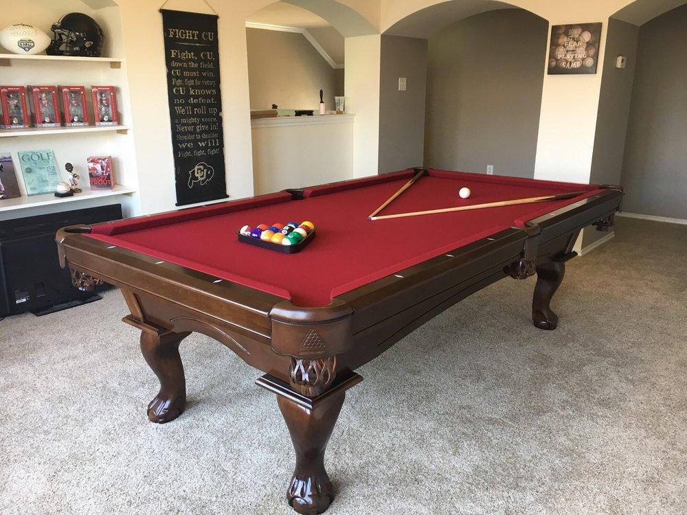 Universal Billiards: 4568 State Hwy 121, Plano, TX