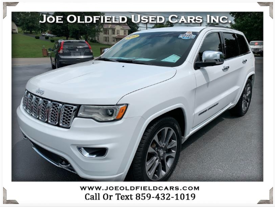 Joe Oldfield Used Cars: 860 Winchester Rd, Mount Sterling, KY